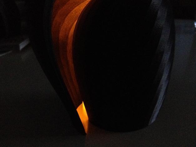 海贝形灯罩 3D模型  图12