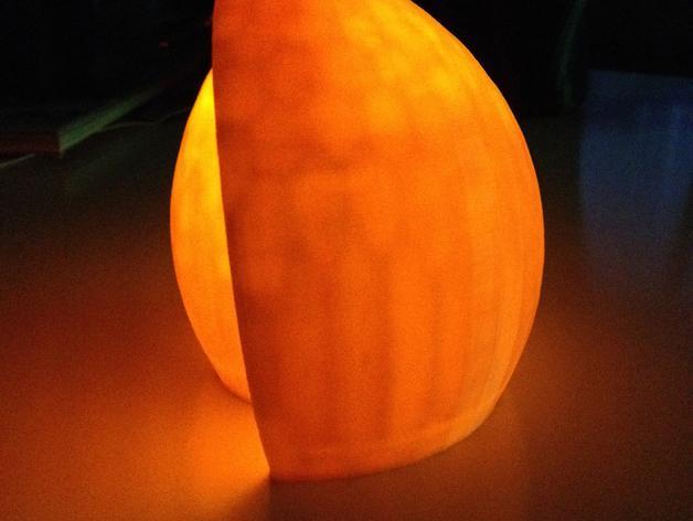 海贝形灯罩 3D模型  图17