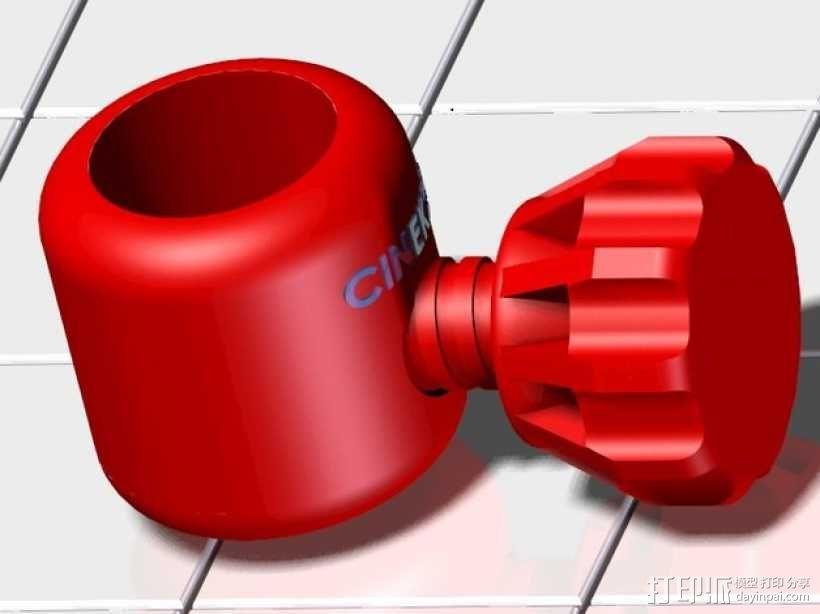 胡桃钳 3D模型  图1