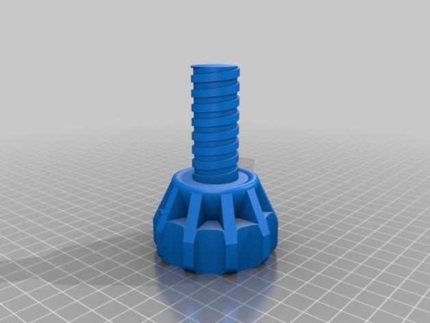 胡桃钳 3D模型  图4