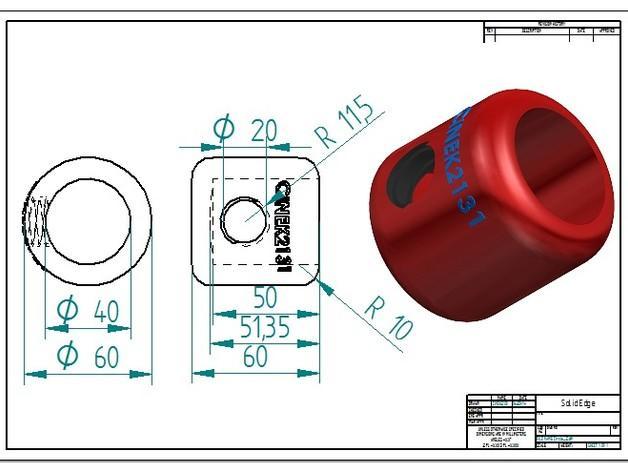 胡桃钳 3D模型  图7