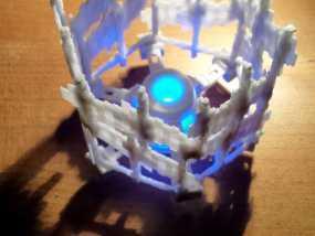 十二面体灯罩 3D模型