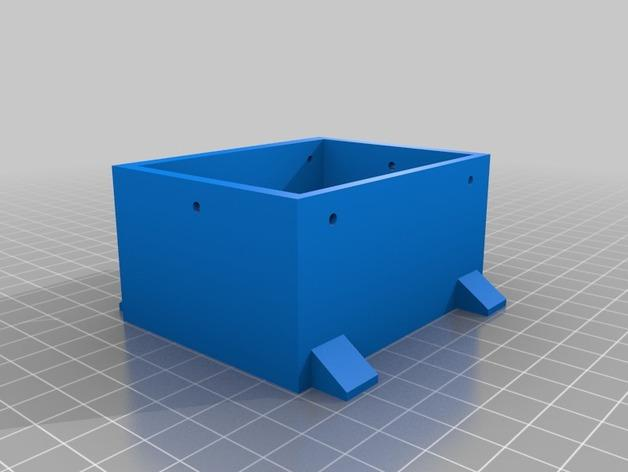 RGB水晶LED灯 3D模型  图6