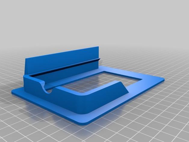 多功能数码相框 3D模型  图2