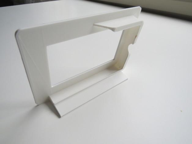 多功能数码相框 3D模型  图3