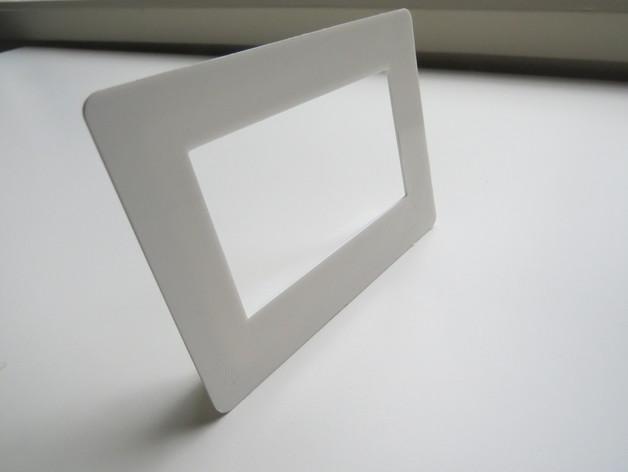 多功能数码相框 3D模型  图4