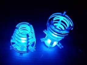 个性化圆形灯罩 3D模型