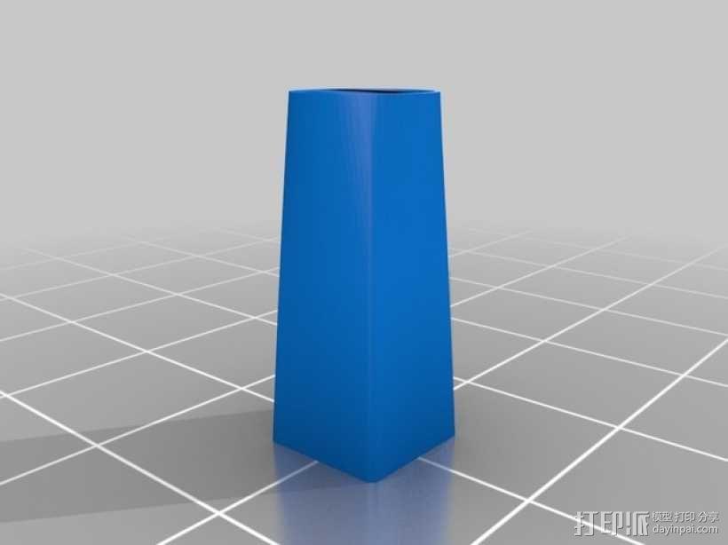 Senseo沁心浓咖啡软包罐 3D模型  图2