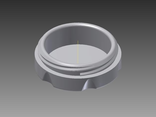 Senseo沁心浓咖啡软包罐 3D模型  图8