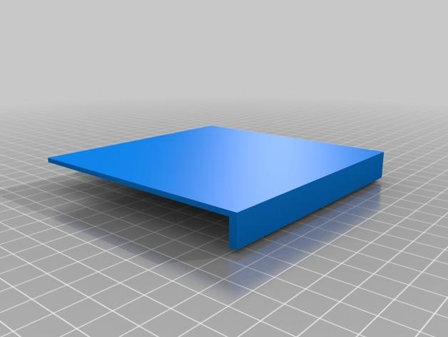 六分仪收纳盒 3D模型  图5