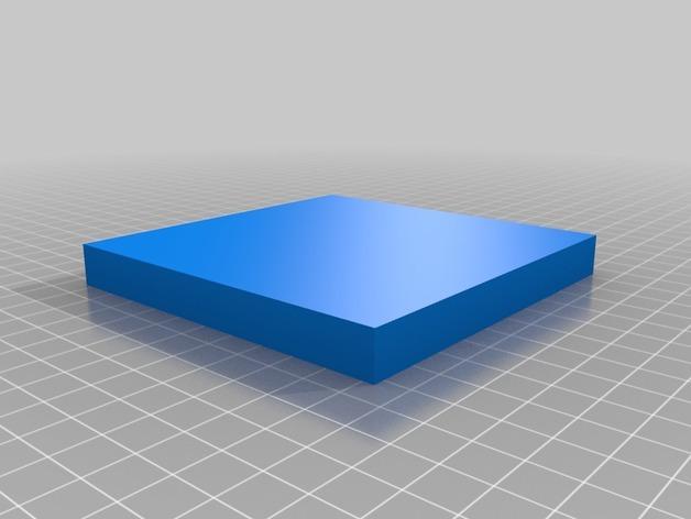 六分仪收纳盒 3D模型  图6