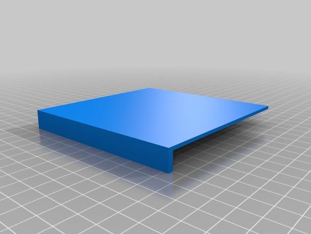 六分仪收纳盒 3D模型  图8