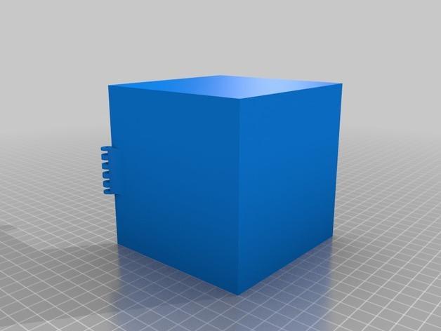 六分仪收纳盒 3D模型  图9