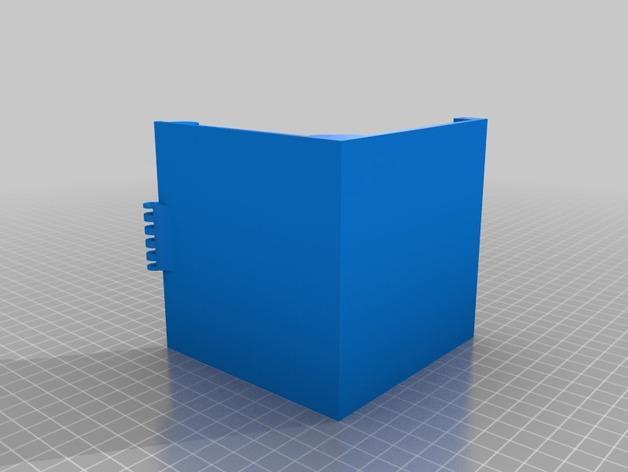 六分仪收纳盒 3D模型  图10