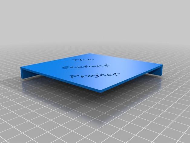 六分仪收纳盒 3D模型  图11