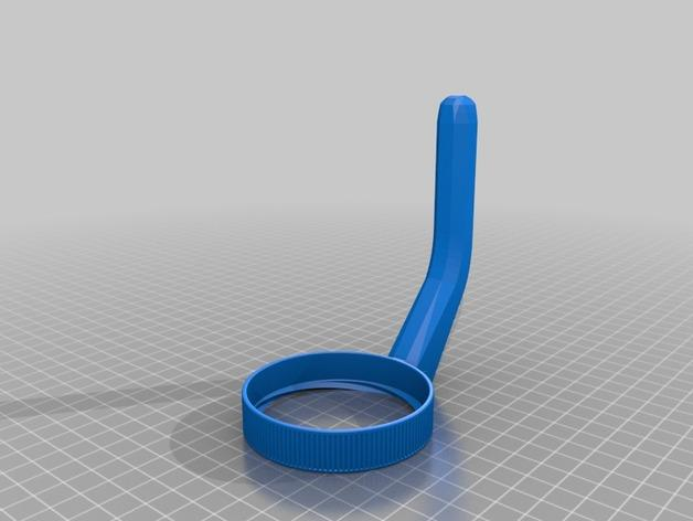 Joostice果汁罐把手 3D模型  图4