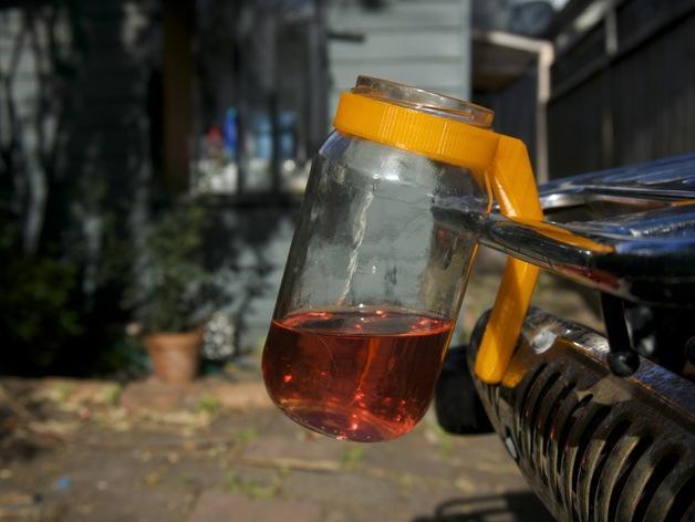 Joostice果汁罐把手 3D模型  图3