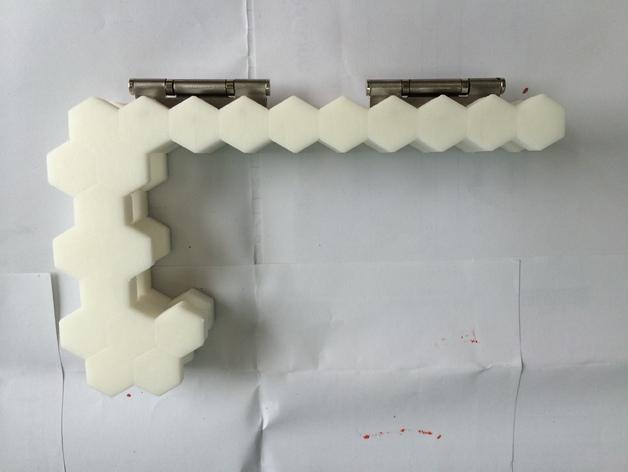 纪念品陈列架 3D模型  图4