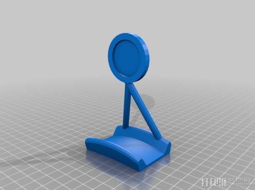 耳机架 3D模型  图2