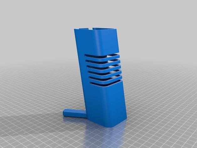 牙刷架/剃须刀架 3D模型  图3