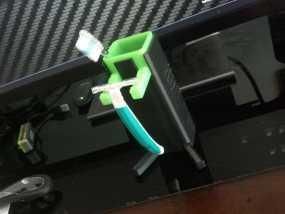牙刷架/剃须刀架 3D模型