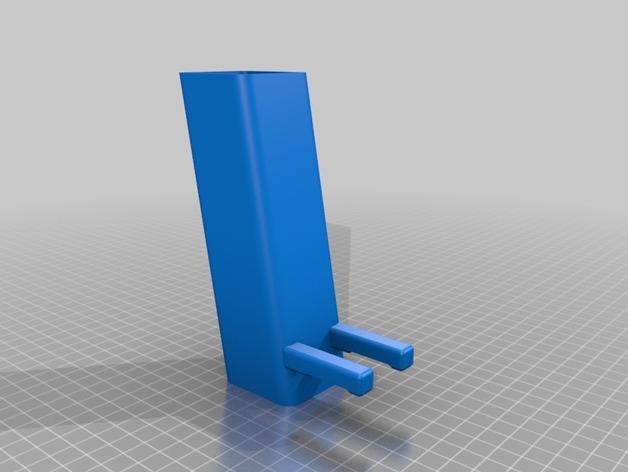 牙刷架/剃须刀架 3D模型  图4