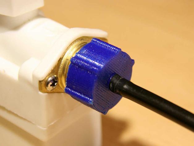 点滴器配适器/连接器 3D模型  图4