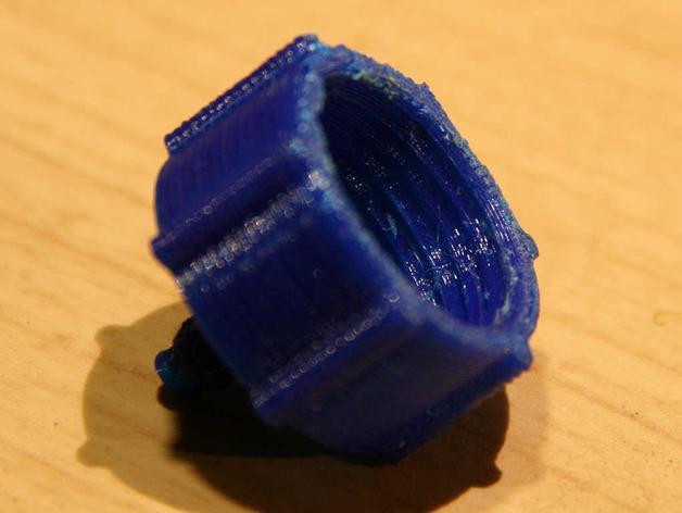 点滴器配适器/连接器 3D模型  图7