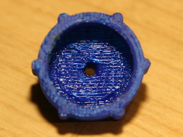 点滴器配适器/连接器 3D模型  图6