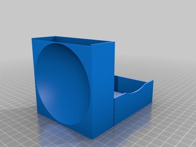 硬币托盘 3D模型  图2