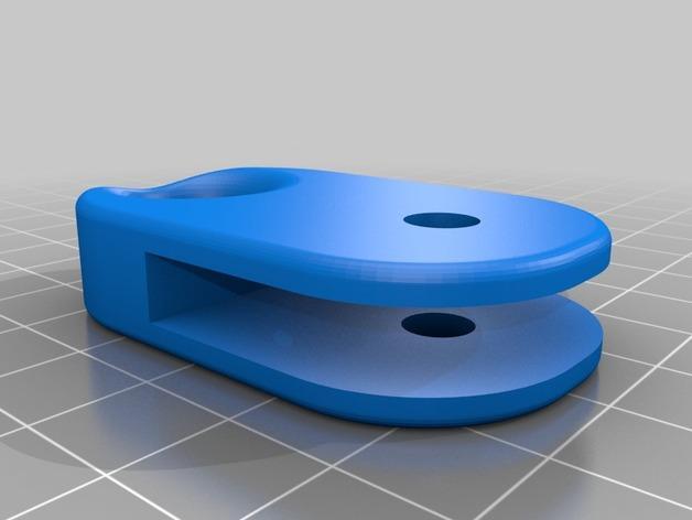 家用迷你滑轮 3D模型  图3