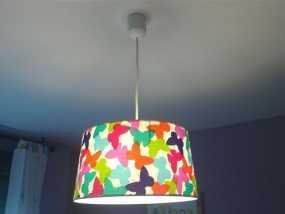 壁挂式吊灯底座 3D模型