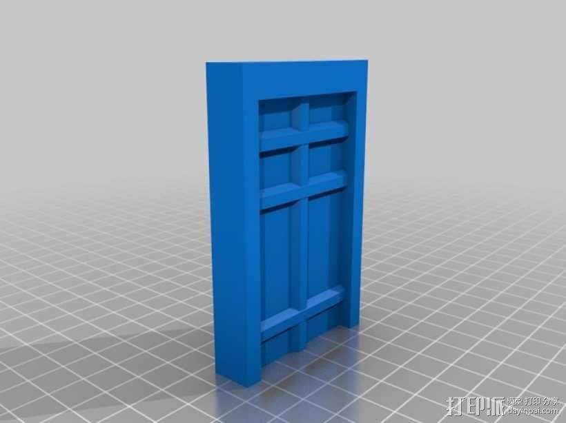 数字灯塔 3D模型  图4