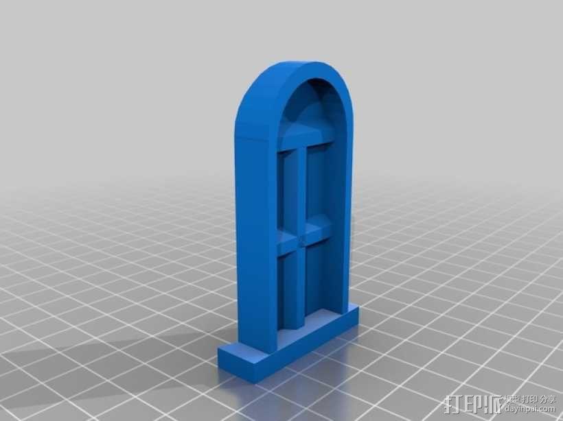 数字灯塔 3D模型  图3