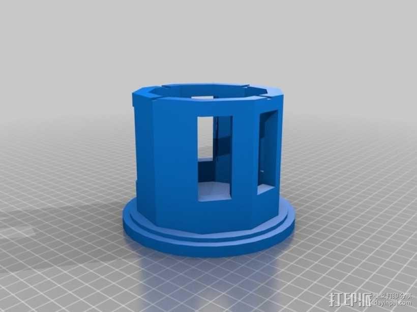 数字灯塔 3D模型  图5