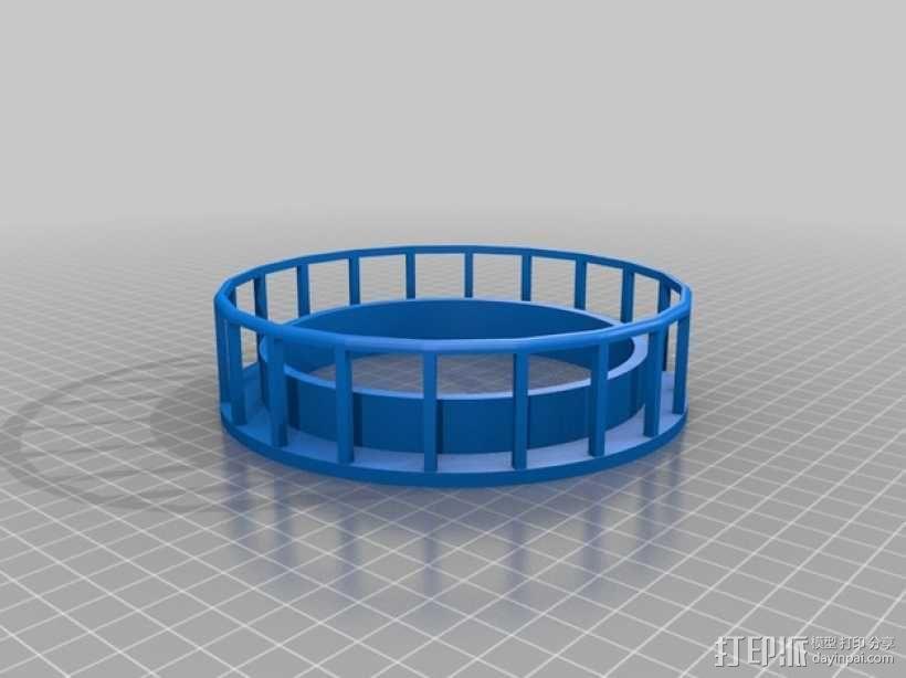 数字灯塔 3D模型  图6