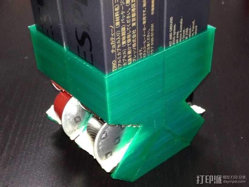 雀巢胶囊咖啡架 3D模型  图4