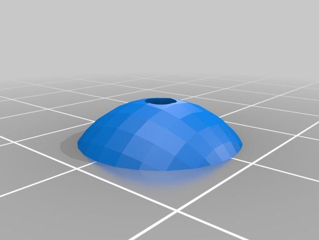 迷你玉米片压碎机 3D模型  图6