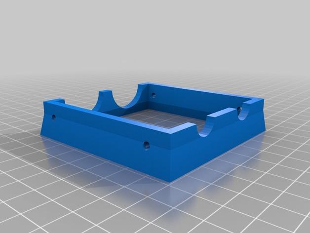 迷你玉米片压碎机 3D模型  图9