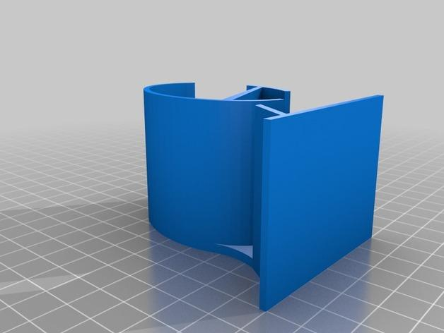 迷你手表架 3D模型  图2