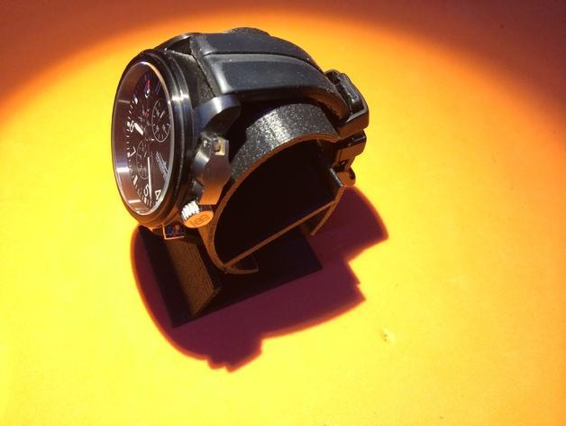 迷你手表架 3D模型  图1