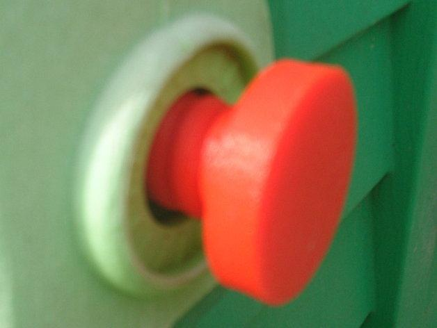 温蒂屋螺丝 3D模型  图2