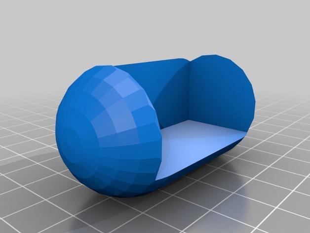桌角保护套 3D模型  图4