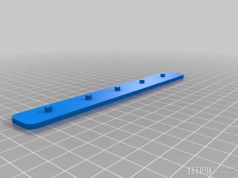 Sdsyc标签 3D模型  图3