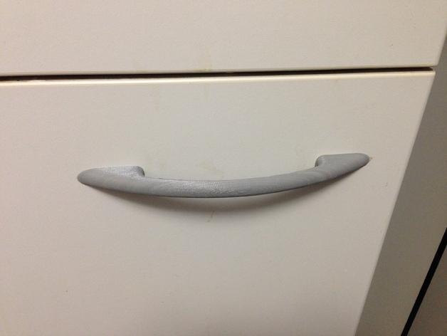 门/橱柜/抽屉把手 3D模型  图3