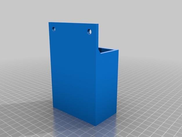 迷你储物盒 3D模型  图2