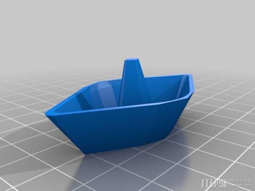 迷你可爱花盆 3D模型  图4