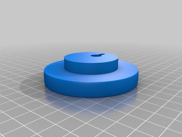 定制化把手形挂钩 3D模型  图11