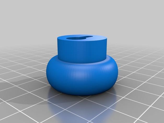 定制化把手形挂钩 3D模型  图15