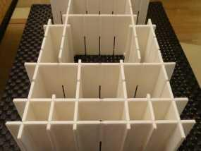 灵活多变的抽屉隔板 3D模型